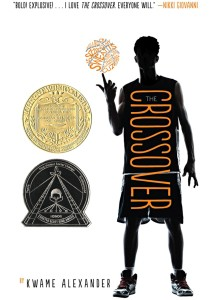 Cover of The Crossover by Kwame Alexander